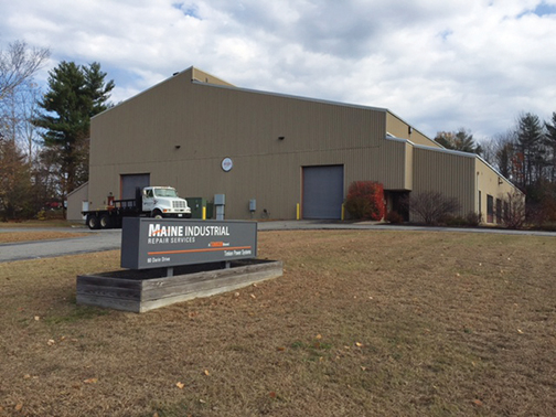 Maine Industrial Repair Services